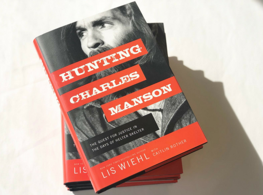 Hunting Charles Manson cover